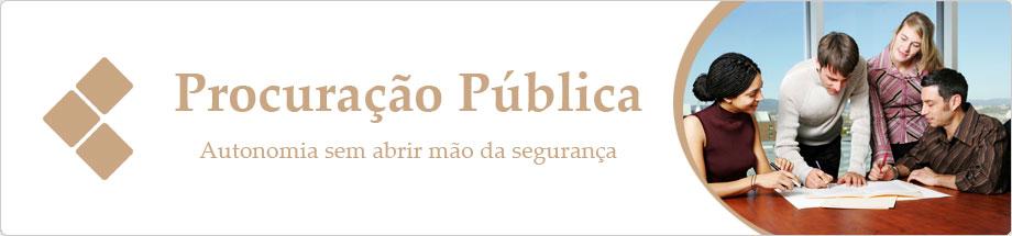 procuração pública